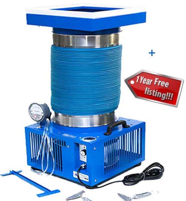 Sealtech 430R - RV Leak Tester